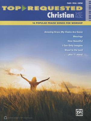 Top-Requested Christian Sheet Music image