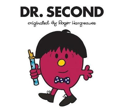 Dr. Second by Adam Hargreaves image