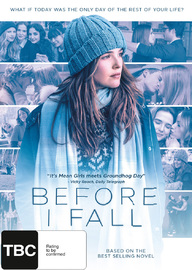 Before I Fall DVD