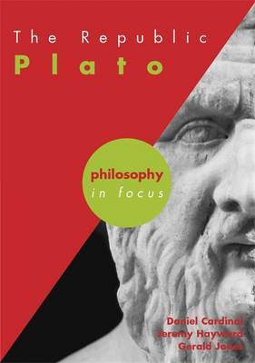 The Republic: Plato by Jeremy Hayward image