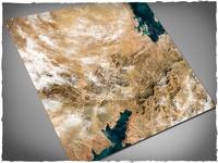 DeepCut Studio Orbital Dunes PVC Mat (4x4)