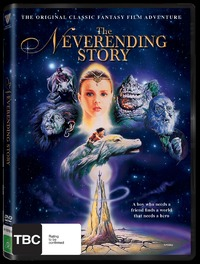 The NeverEnding Story (New Packaging) on DVD