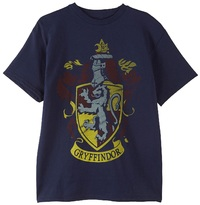 Harry Potter: Gryffindor - Boys T-Shirt (Small)