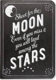 Shoot for the Moon Journal (Small)