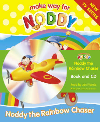 Noddy the Rainbow Chaser: Complete & Unabridged by Enid Blyton image