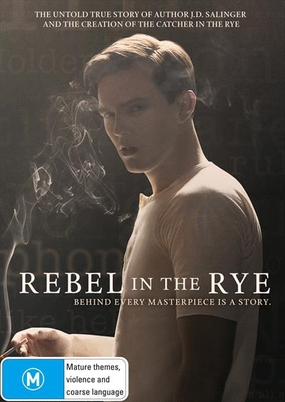 Rebel In The Rye on DVD
