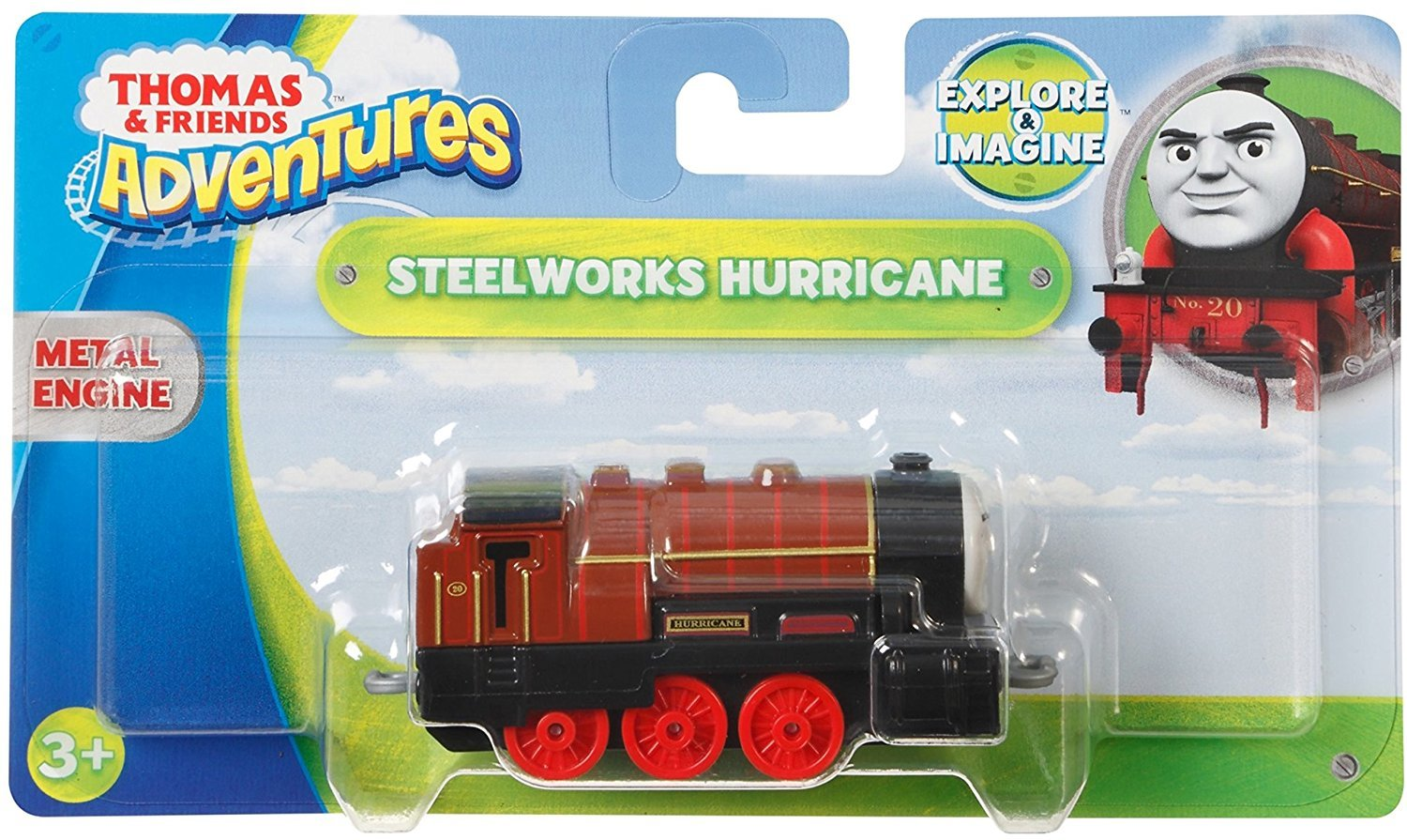 Thomas & Friends: Adventures - Steelworks Hurricane image