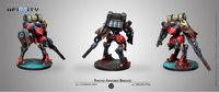 Infinity: Raicho Armored Brigade