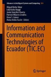 Information and Communication Technologies of Ecuador (TIC.EC)