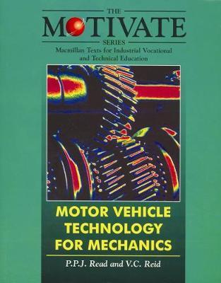 Motor Vehicle Technology for Mechanics by Roy Brooks image