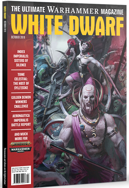 White Dwarf: October 2019
