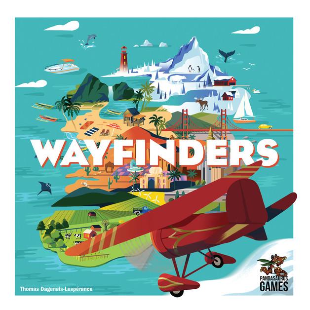 Wayfinders - Board Game