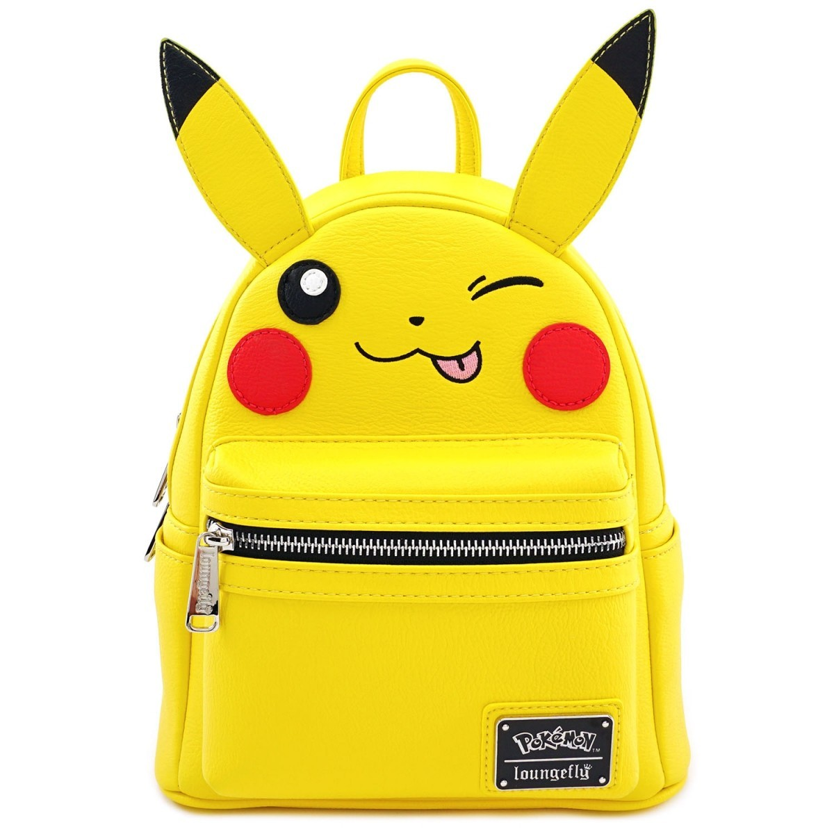 Loungefly: Pokemon - Pikachu Winking Mini Backpack image