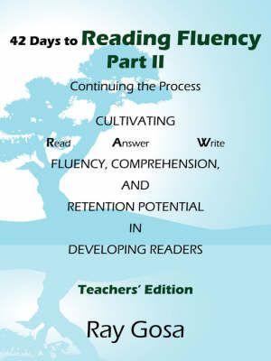 42 Days to Reading Fluency Part II by Ray Gosa image