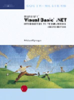 Microsoft Visual Basic.NET: Introduction to Programming by Michael Sprague image