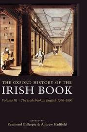 The Oxford History of the Irish Book, Volume III image