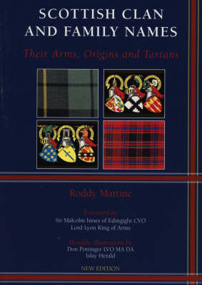 Scottish Clans and Family Names by Roderick Martine image