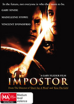 Imposter on DVD
