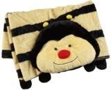 Pillow Pets Blankets - Bumbly Bee