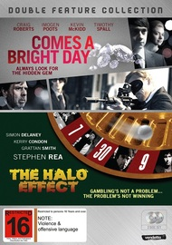 The Halo Effect / Comes a Bright Day Double Pack on DVD