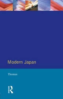 Modern Japan by J.E. Thomas image