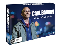 Carl Barron: All My DVDs In One Box DVD