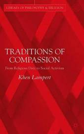 Traditions of Compassion by Khen Lampert image