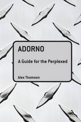 Adorno by Alex Thomson