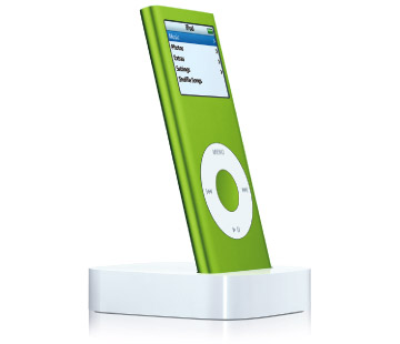 Apple iPod nano dock (second generation) image
