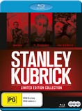 Stanley Kubrick: The Blu-ray Collection on Blu-ray