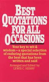 Best Quotations For All Occasions image