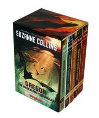 Gregor: The Underland Chronicles Box Set (Complete 5 Books) by Suzanne Collins