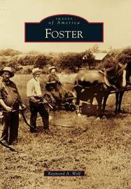 Foster by Raymond A Wolf