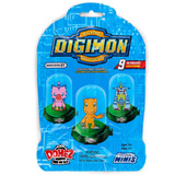 Domez: Digimon (Classic Series #1) - Mini Figure (Blind Bag)