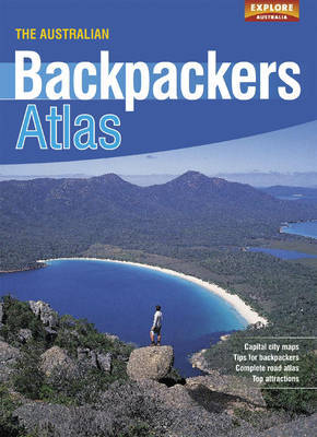 Australian Backpacker's Atlas image
