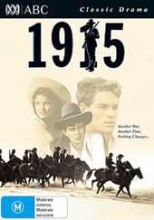 1915 (2 Disc) on DVD