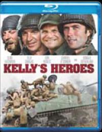 Kelly's Heroes on Blu-ray