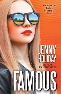 Famous by Jenny Holiday image