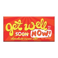 Bellaberry: Get Well Soon Milk Chocolate (100g)