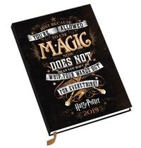 Harry Potter 2019 Week to View A5 Diary