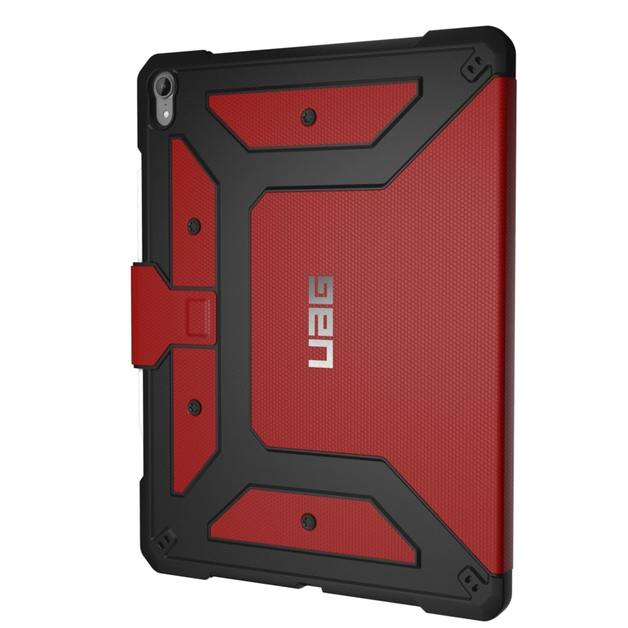 "UAG: Metropolis Case for iPad 12.9"" - Magma"