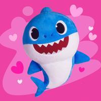Baby Shark: Singing Plush - Daddy Shark image