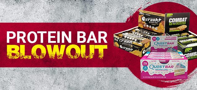 Protein Bar Deals!