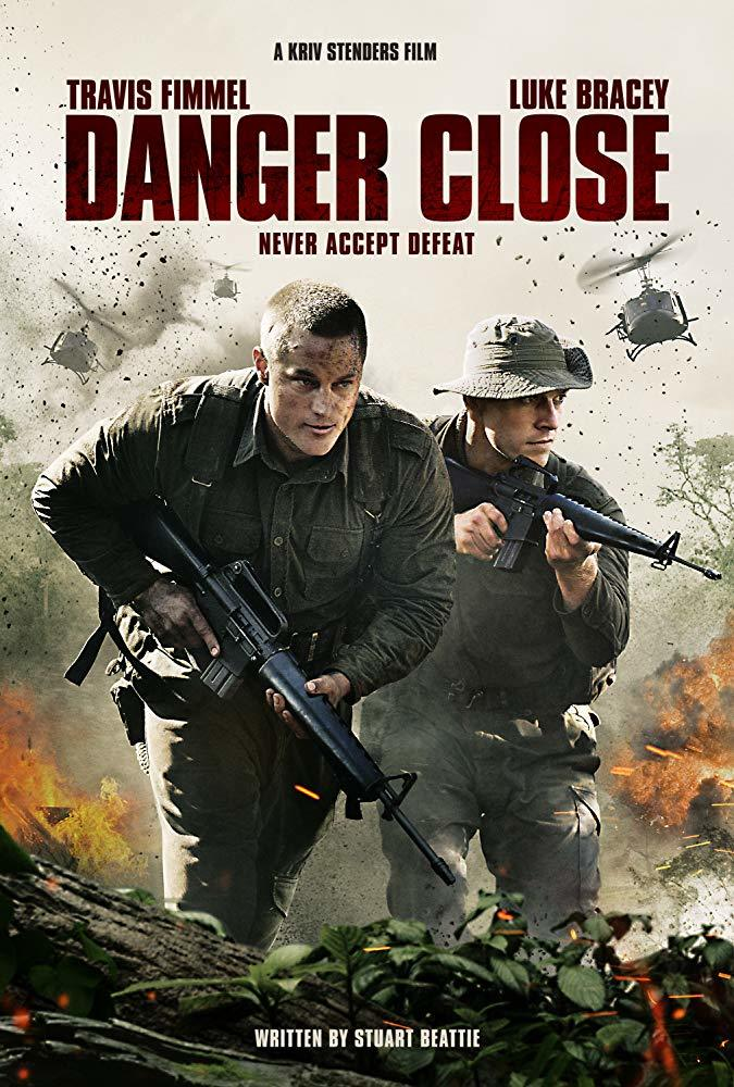 Danger Close: The Battle of Long Tan on DVD image