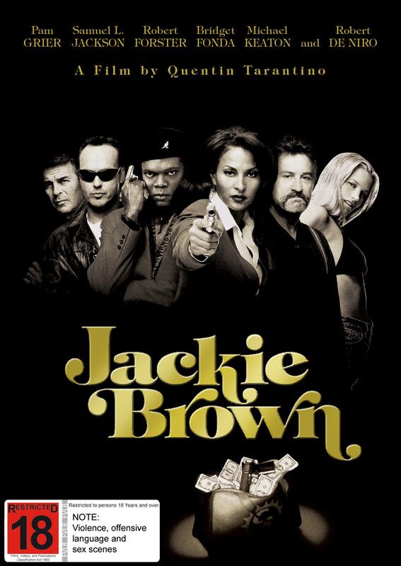Jackie Brown on DVD