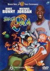 Space Jam on DVD