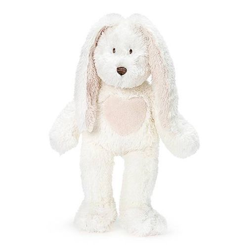 Teddy Cream Rabbit Small - White