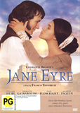 Jane Eyre on DVD