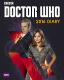 Doctor Who 2016 Diary by BBC