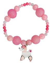 Great Pretenders - Puffed Paris Poodle Bracelet